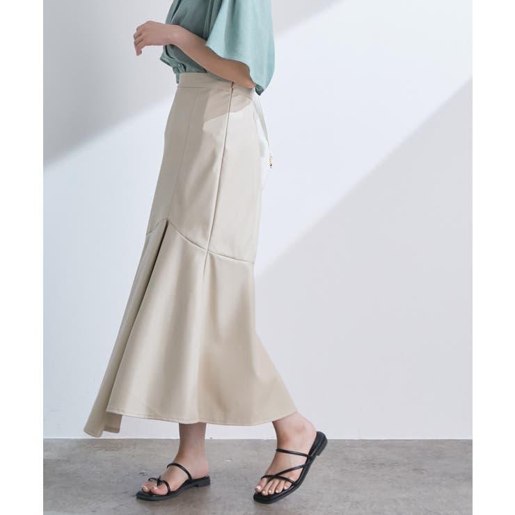 ViS のスカート/フレアスカート | 詳細画像