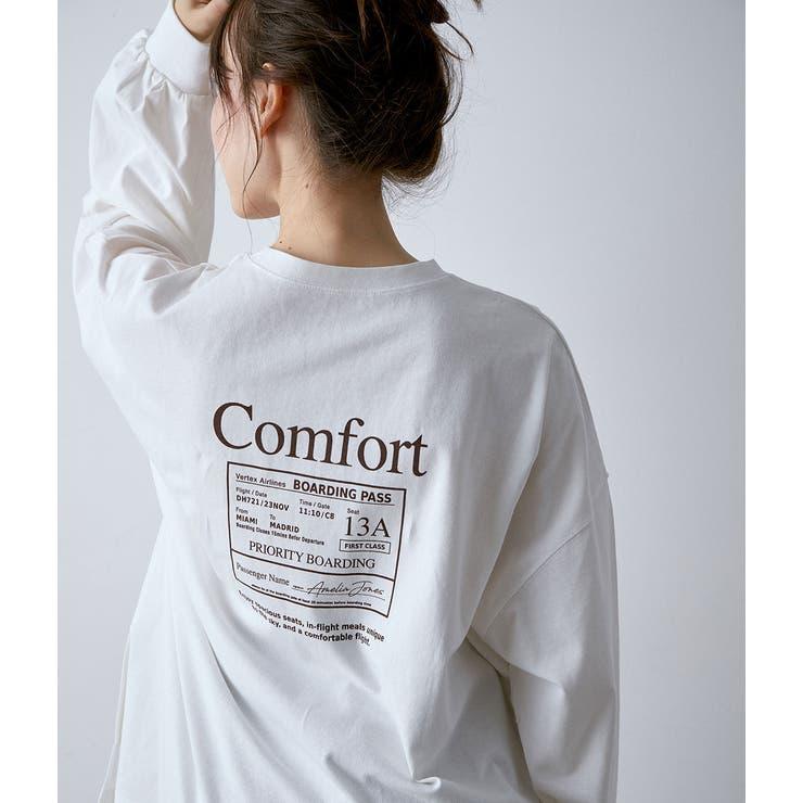 ViS のトップス/Tシャツ   詳細画像