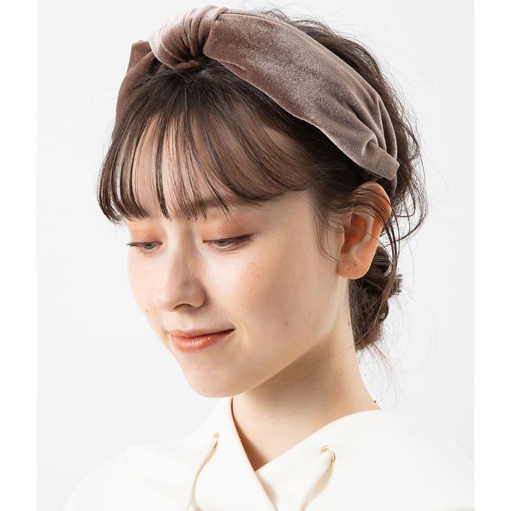 ViS のヘアアクセサリー/カチューシャ   詳細画像