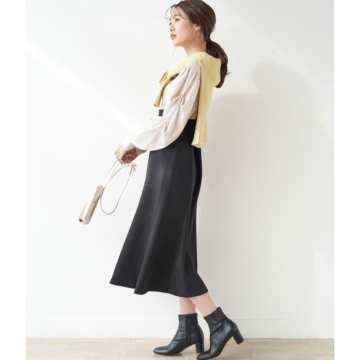 ストラップマーメイドスカート   ROPE' PICNIC   詳細画像1