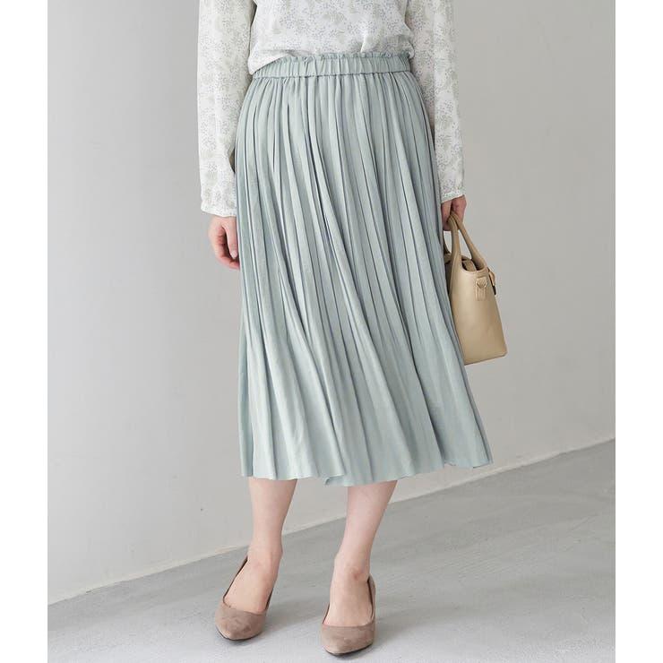 ROPE' PICNICのスカート/ひざ丈スカート   詳細画像