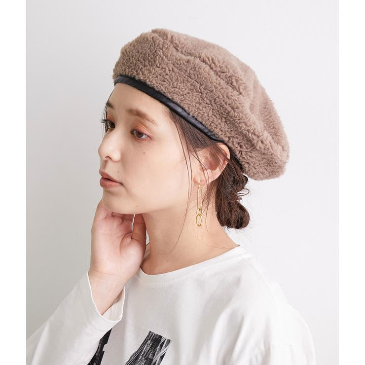 ROPE' PICNICの帽子/ベレー帽   詳細画像