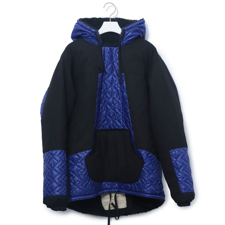 【MONITALY】HOODED PULL OVER | ADAM ET ROPE' OUTLET | 詳細画像1