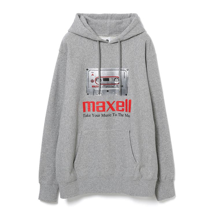 【Maxell × 10C】HOODIE/UNISEX | ADAM ET ROPE' OUTLET | 詳細画像1