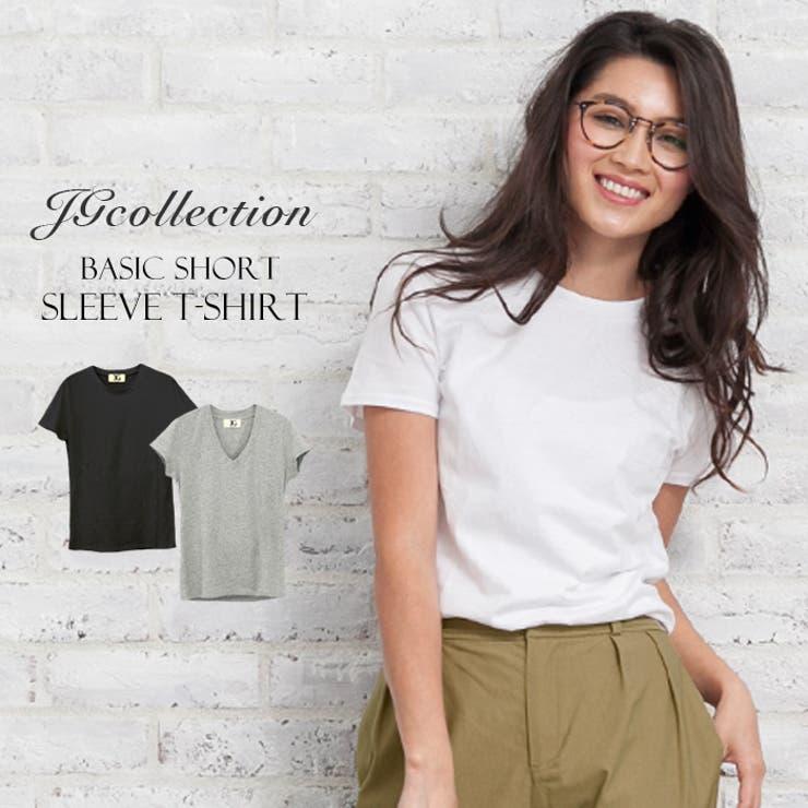 Tシャツ ベーシック 半袖 | JUNGLE JUNGLE | 詳細画像1