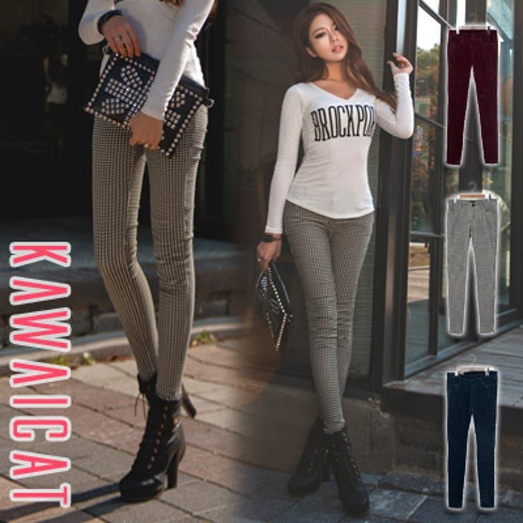 KawaiCatのパンツ・ズボン/スキニーパンツ   詳細画像