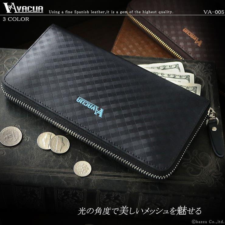 VACUA 長財布 メンズ   KAZZU   詳細画像1