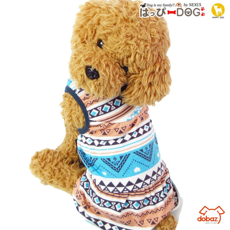 犬 服 犬服 犬の服 タンクトップ ドバズ dobaz ドッグウェア   K-city   詳細画像1
