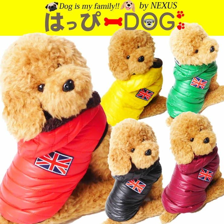 犬の服ドッグウェア犬服ベストコートジャケットパーカー | 詳細画像