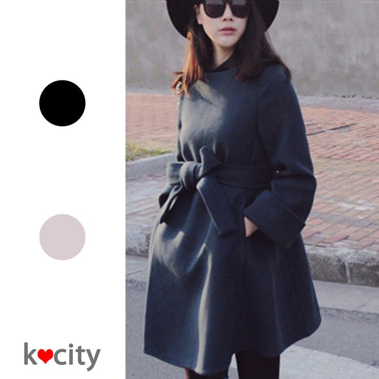 K-cityのアウター(コート・ジャケットなど)/ハーフコート | 詳細画像