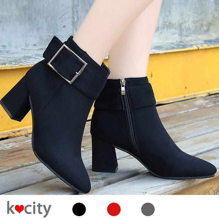 K-cityのシューズ・靴/ショートブーツ   詳細画像