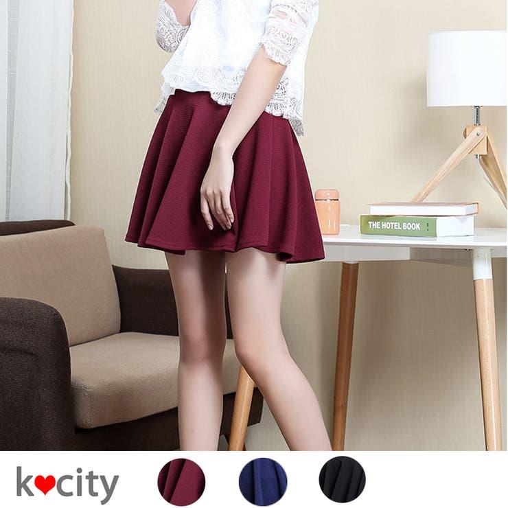 K-cityのスカート/ミニスカート   詳細画像