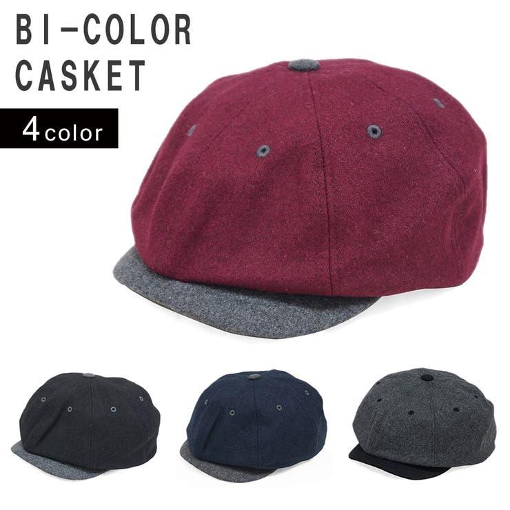 KEYSの帽子/キャスケット   詳細画像