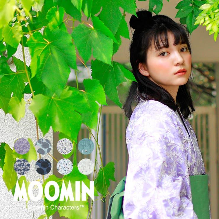 MOOMIN ムーミン レディース浴衣 | kimonocafe | 詳細画像1