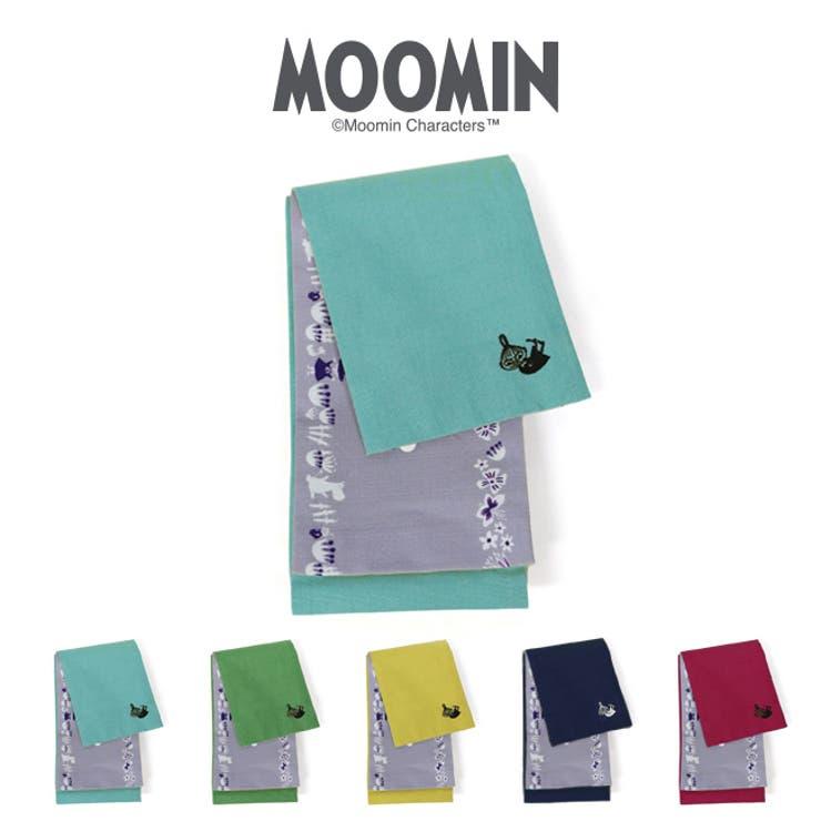 MOOMIN ムーミン 浴衣帯 | kimonocafe | 詳細画像1