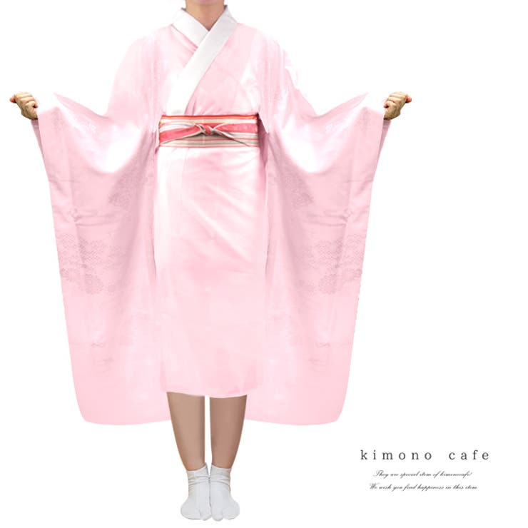 振袖用 長襦袢 2サイズ   kimonocafe   詳細画像1