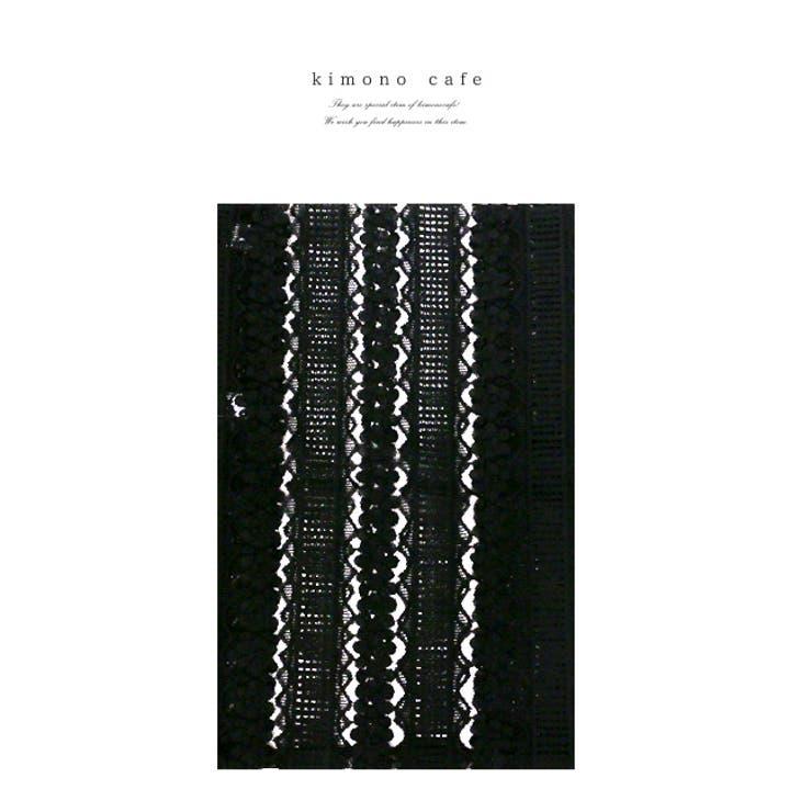 替え袖 単品 黒   kimonocafe   詳細画像1