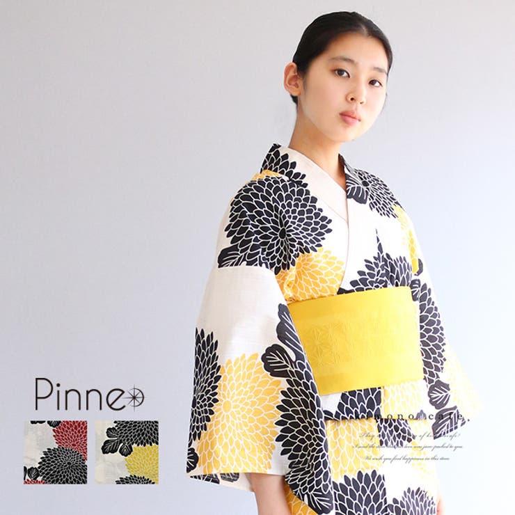 女性浴衣 単品 pinne   kimonocafe   詳細画像1