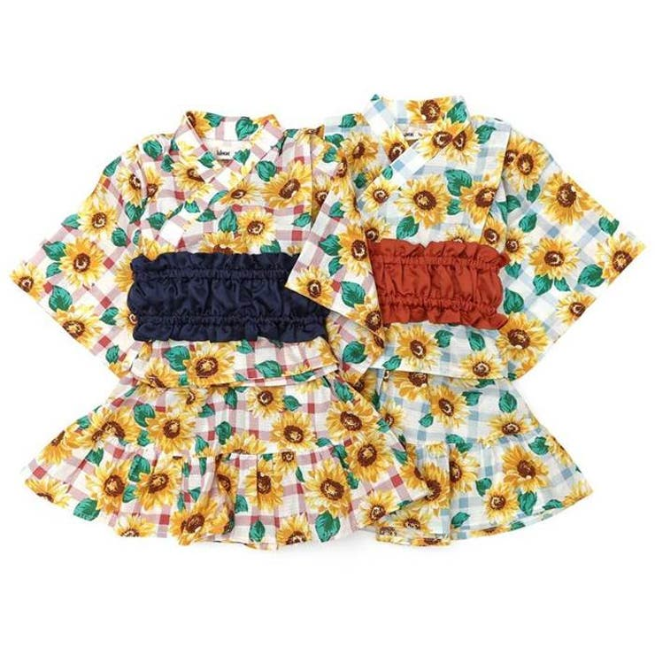 Bobson ワンピース浴衣 女の子 | KIMURATAN | 詳細画像1