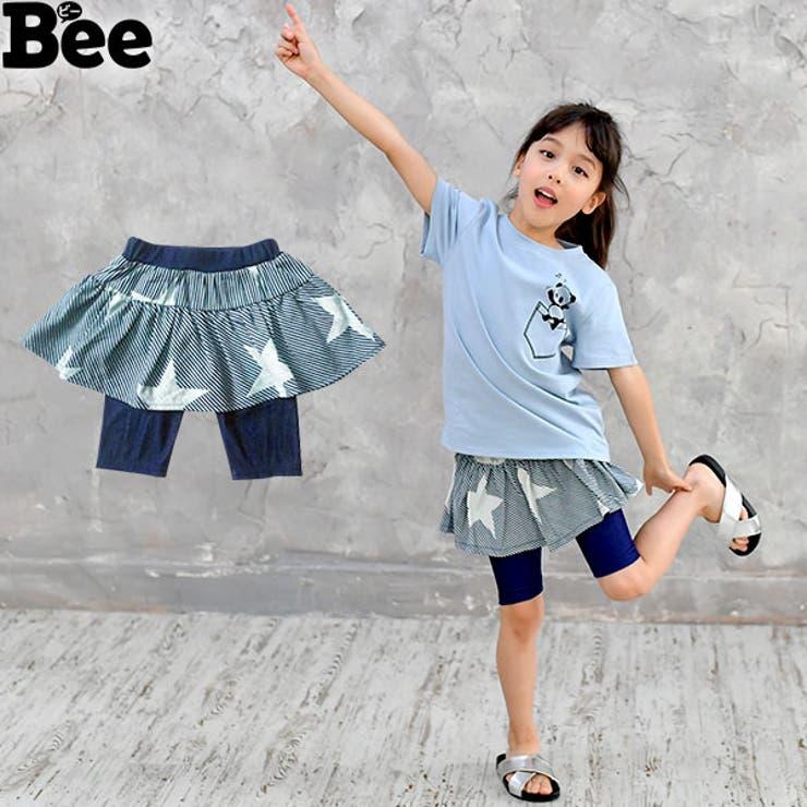 【韓国子供服】スカートレギンス付き | 詳細画像