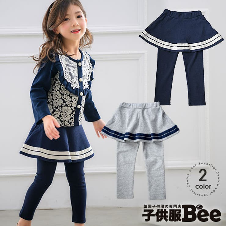 【韓国子供服】スカート | 詳細画像