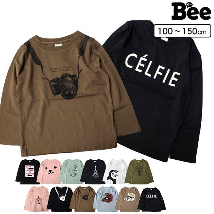 韓国子供服Bee 長袖トップス 女の子 男の子 | 子供服Bee | 詳細画像1