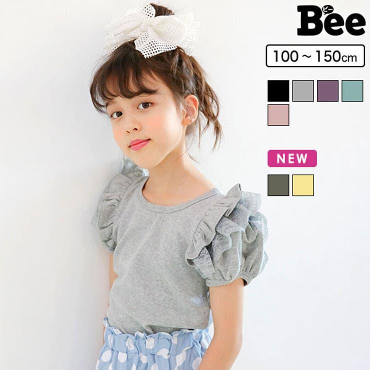 【韓国子供服】Teeシャツ半袖   詳細画像