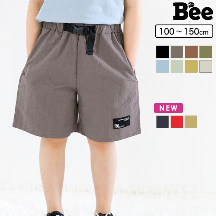 韓国子供服 Bee ショートパンツ 女の子 男の子   子供服Bee   詳細画像1