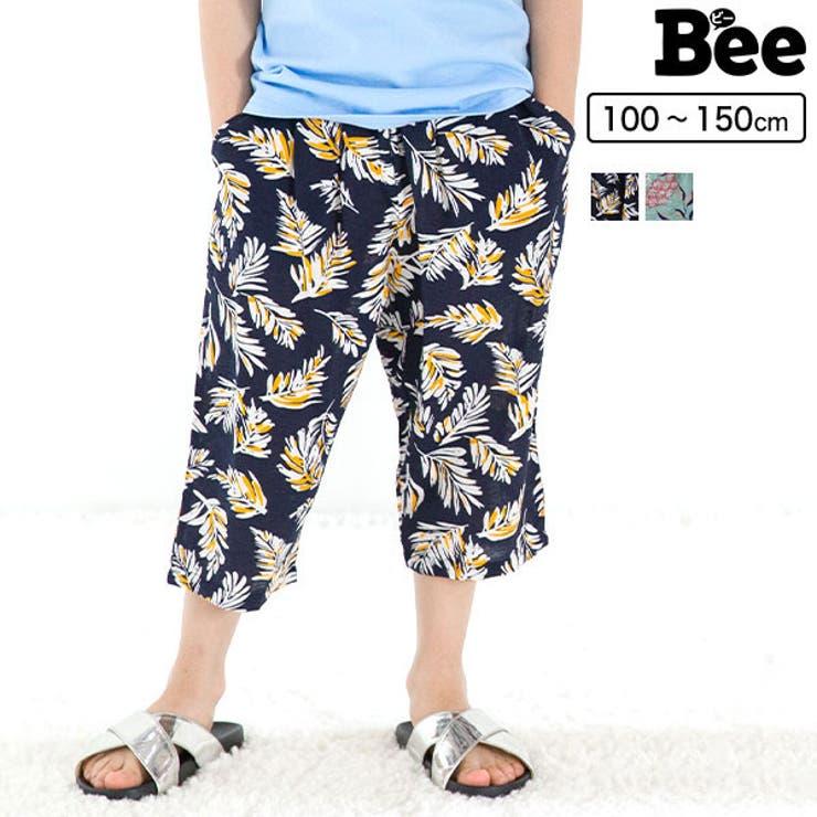 Beeパンツキッズジュニア子供服ファッション   詳細画像
