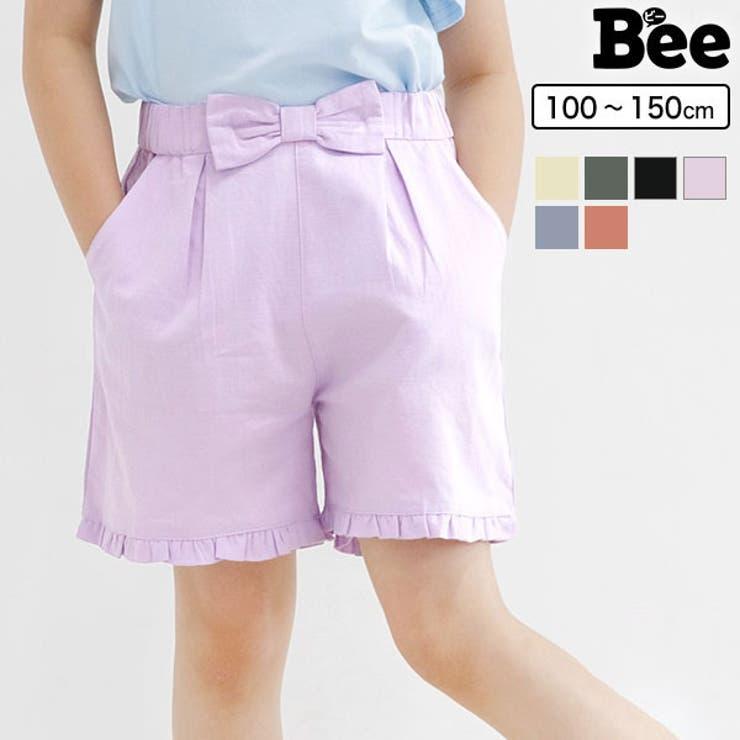 韓国子供服Bee ショートパンツ 女の子 | 子供服Bee | 詳細画像1