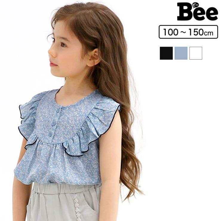 韓国子供服 Bee ノースリーブ 女の子 | 子供服Bee | 詳細画像1