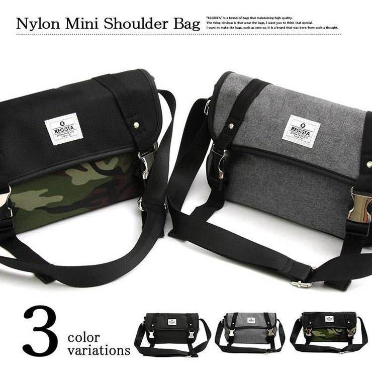 ミニショルダーバッグ メンズ キャンバス コットン 斜め掛け ワンショルダー 鞄