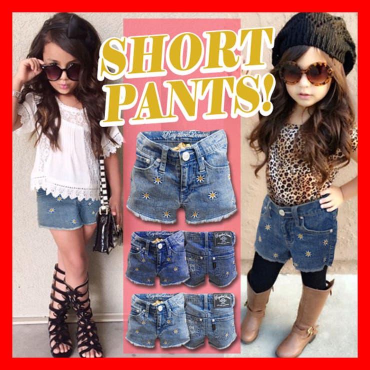 韓国子供服 女の子 ショートパンツ110cm | 子供服バナナ小僧  | 詳細画像1