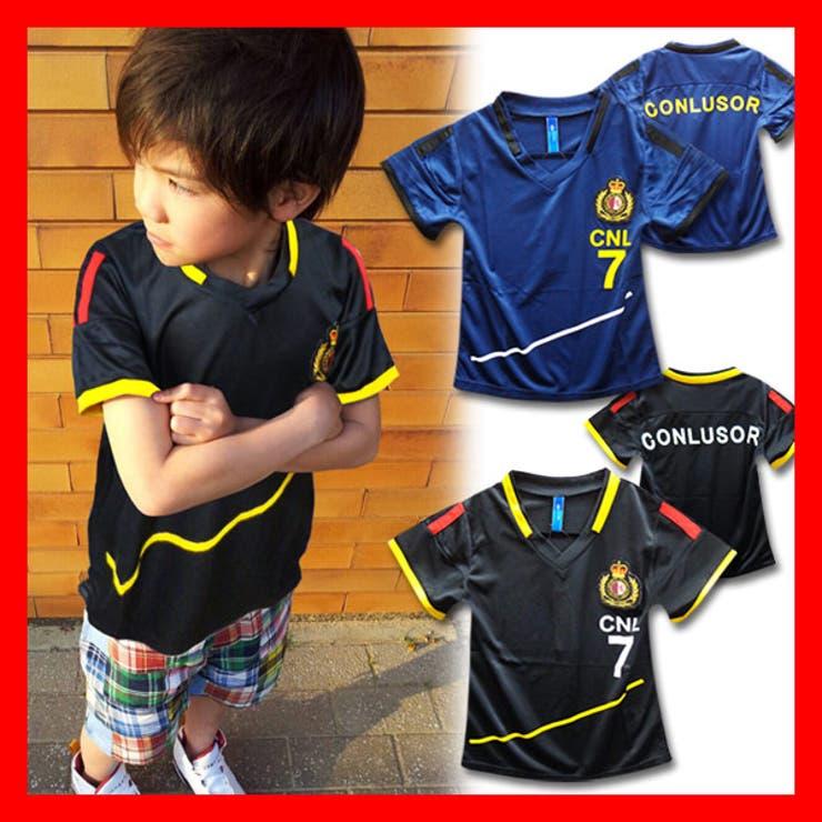 韓国子供服 男の子 Tシャツ韓国子供服   子供服バナナ小僧    詳細画像1