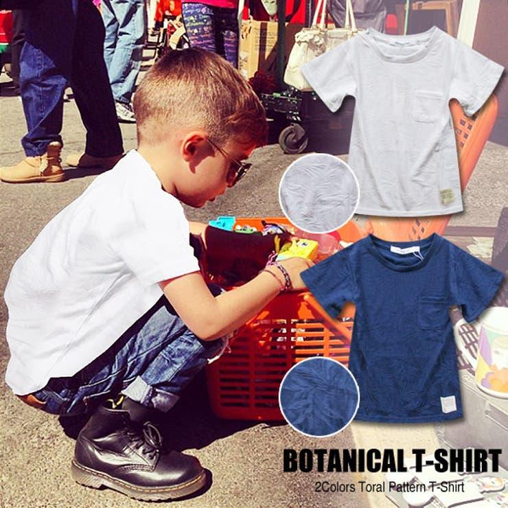 韓国子供服 キッズ Tシャツ | 子供服バナナ小僧  | 詳細画像1