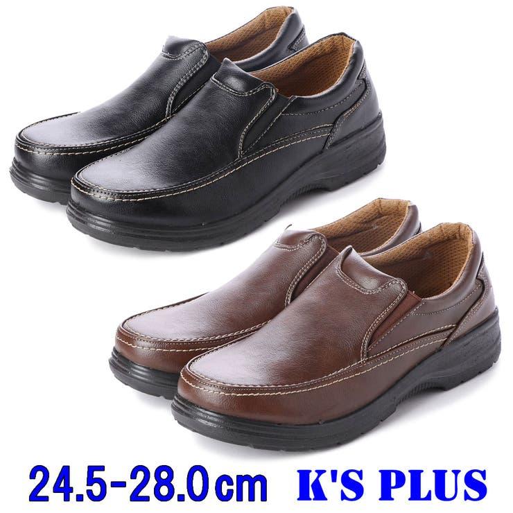 K's PLUSのシューズ・靴/スリッポン | 詳細画像