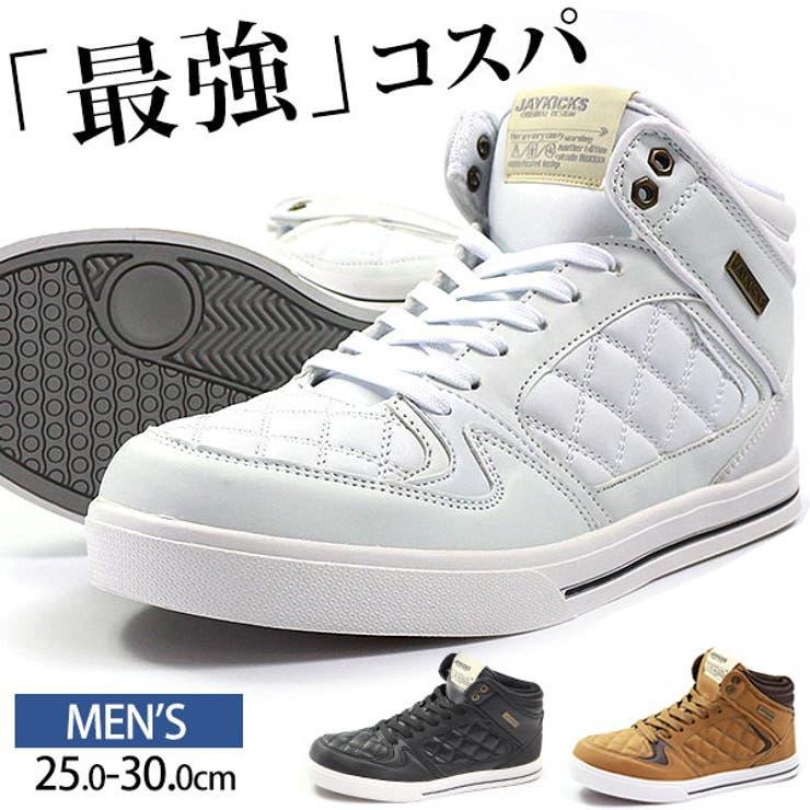スニーカー メンズ ハイカット | 靴のニシムラ | 詳細画像1