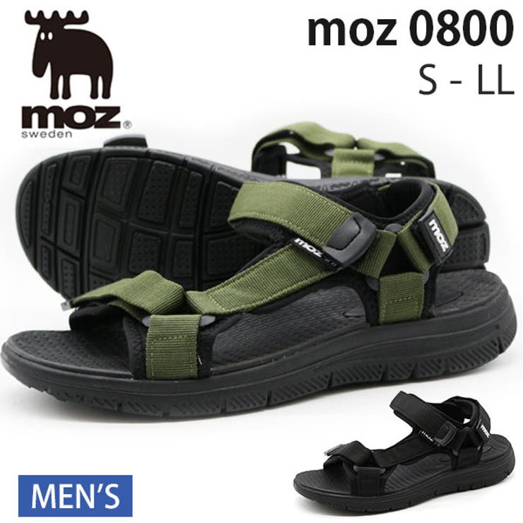 モズ サンダル メンズ | 靴のニシムラ | 詳細画像1