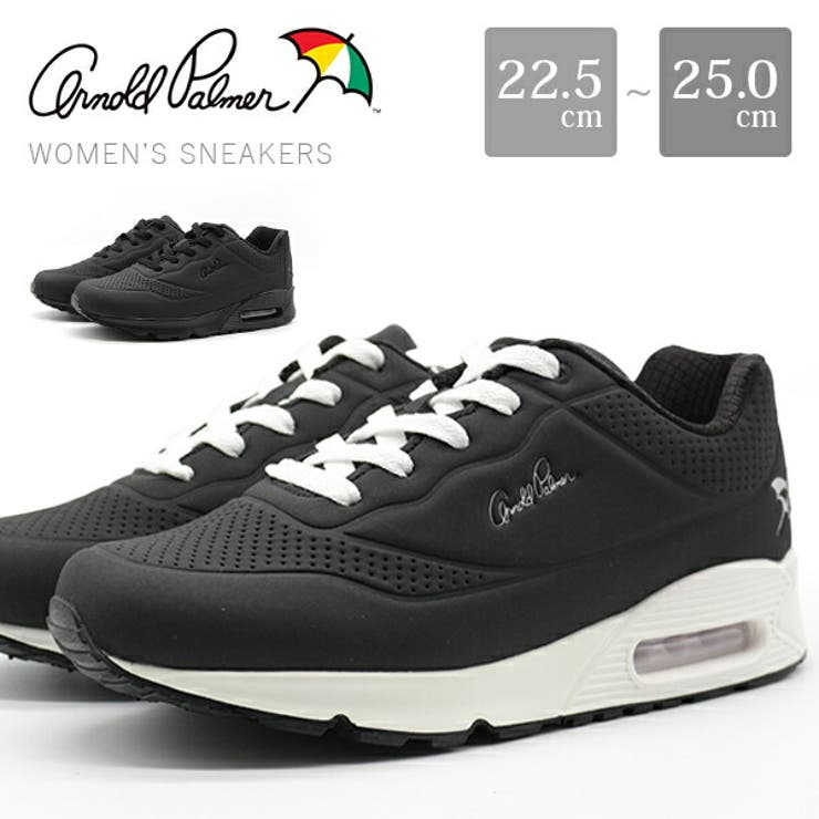 アーノルドパーマー レディース スニーカー | 靴のニシムラ | 詳細画像1