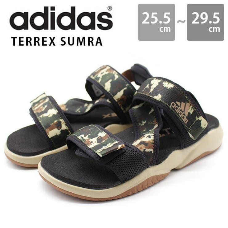 アディダスサンダルメンズ靴ベルトマジックテープスポーツ夏テレックスadidasTERREXSUMRASANDALSFY9911 | 詳細画像