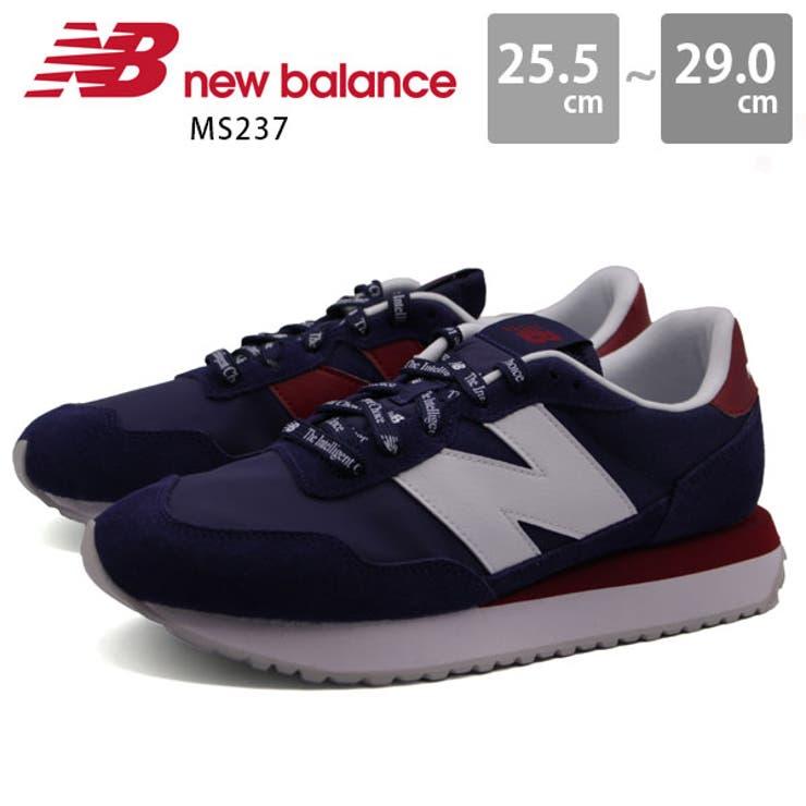 ニューバランス スニーカー メンズ   靴のニシムラ   詳細画像1