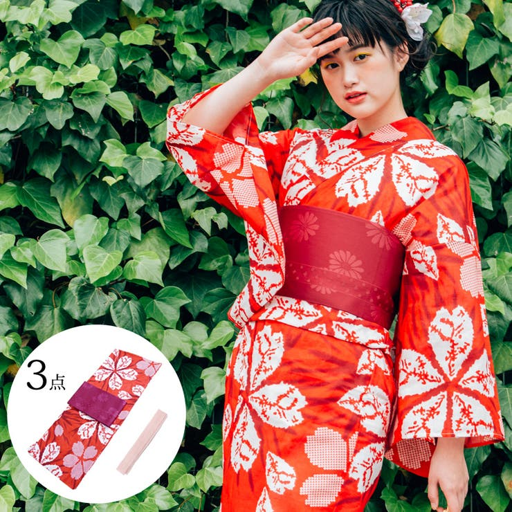 京のおしゃれ屋 の浴衣・着物/浴衣 | 詳細画像