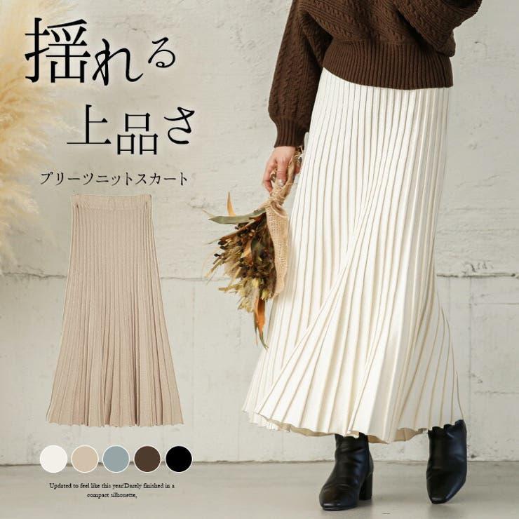 La-gemmeのスカート/プリーツスカート | 詳細画像