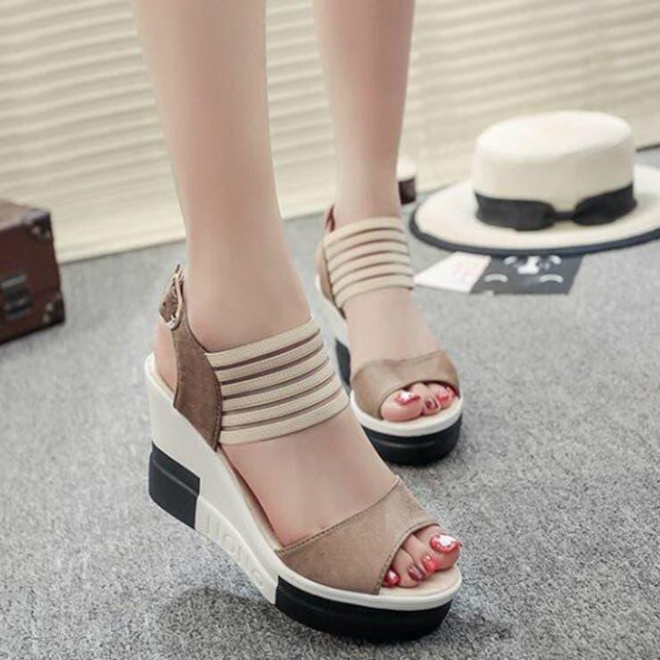 Lady Girlsのシューズ・靴/ウェッジソール   詳細画像
