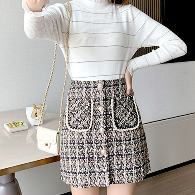 Lady Girlsのスカート/ミニスカート   詳細画像