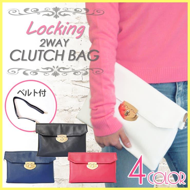 Lady Girlsのバッグ・鞄/クラッチバッグ   詳細画像