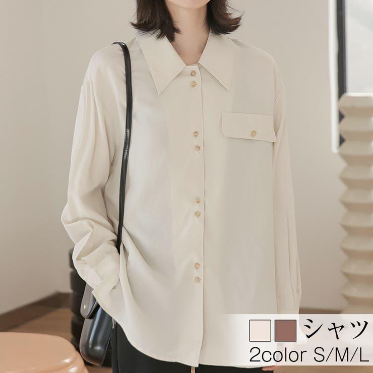 韓国 ファッション シャツ | cici bella | 詳細画像1
