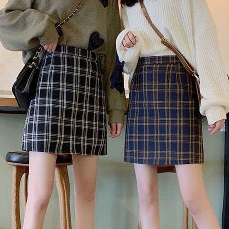 韓国ファッション スカート レディース | La Bella | 詳細画像1
