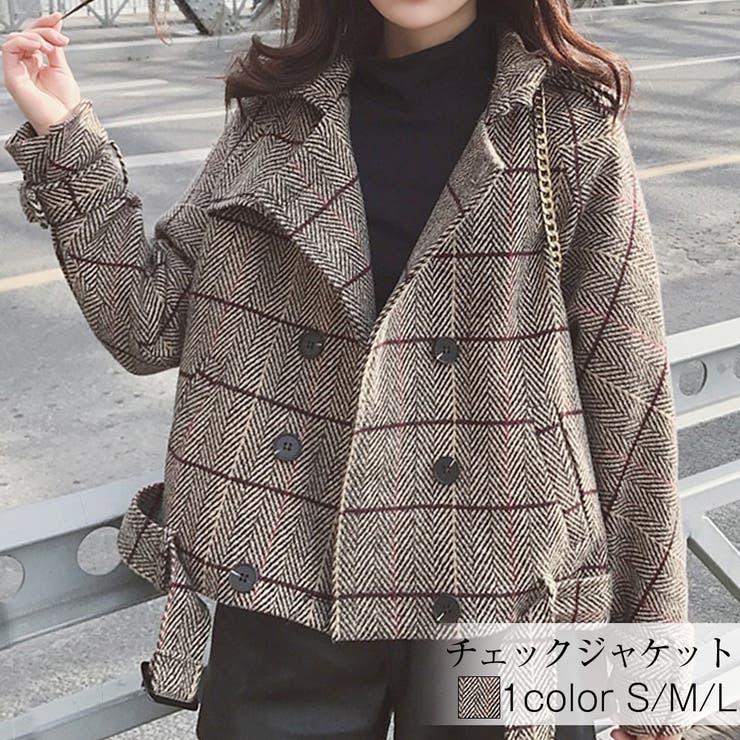 韓国 ファッション ジャケット   cici bella   詳細画像1