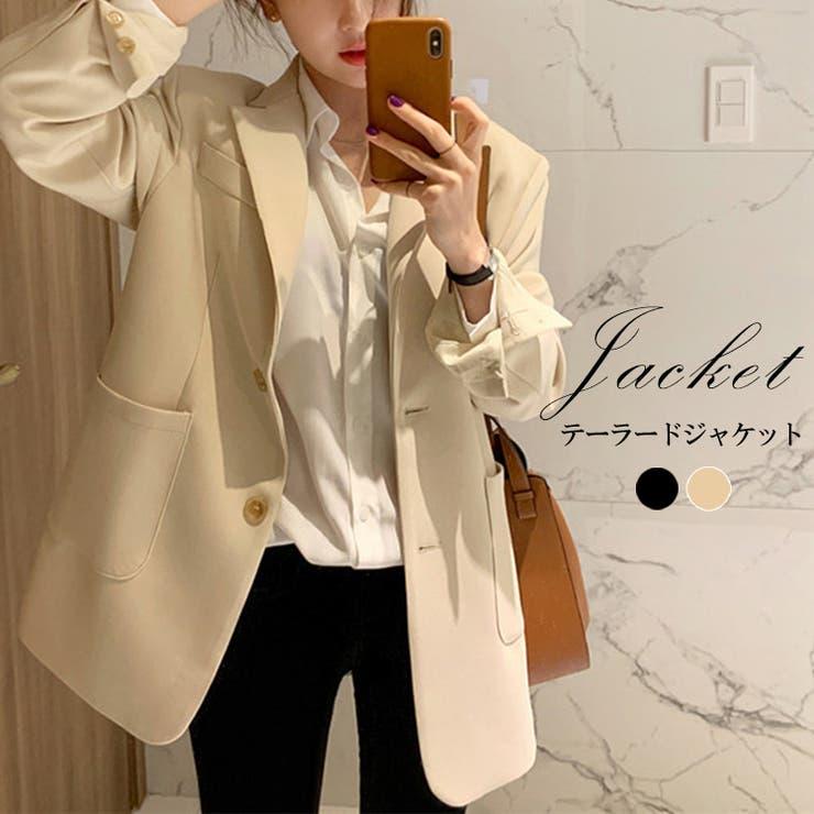 韓国 ファッション ジャケット | cici bella | 詳細画像1